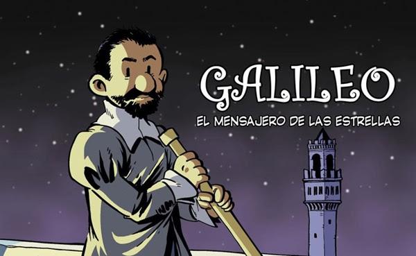 Galileo: El Mensajero de las estrellas