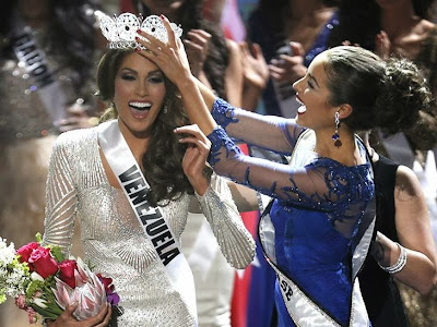 Miss Venezuela Gabriela Isler Won Miss Universe 2013 Crown