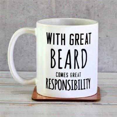 Ma Bicyclette: Buy Handmade | Christmas Gift Guide For Him - Great Beard Mug