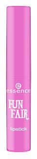 essence fun fair – lipstick - www.annitschkasblog.de