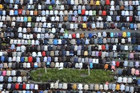 Negara Dengan Populasi Muslim Paling Banyak