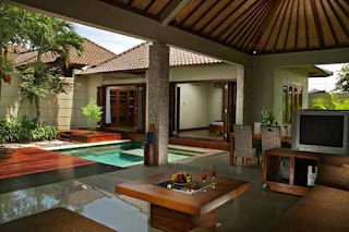 Villas and Spa in Umalas Village Kerobokan