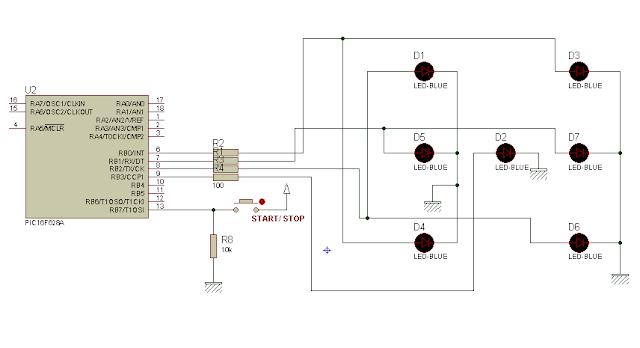 Projeto 19: Dado Eletronico