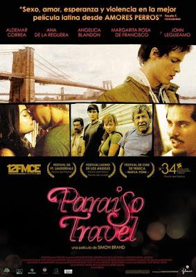 Paraiso Travel 2008 DVD R2 PAL Latino