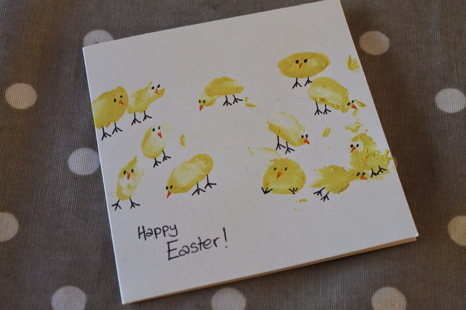 Clarinas Contemplations Easy Make Easter Cards – Easy Easter Cards to Make