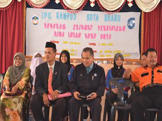 Lawatan Penanda Aras -Bina Insan Guru IPGM Kampus Kota Bharu