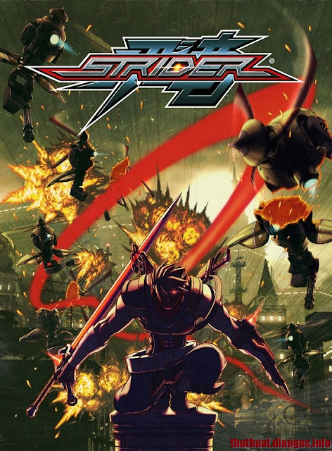 Download Game STRIDER – RELOADED Full Crack