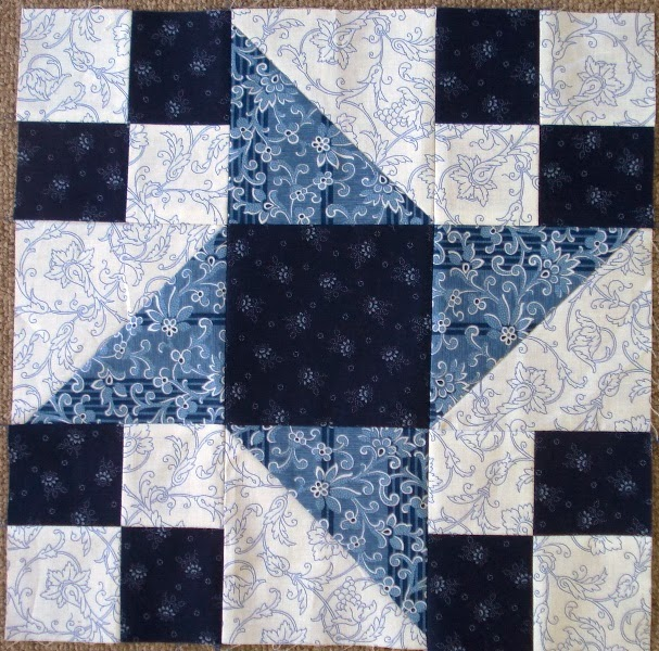 February 2014 Alternate -Blue and White