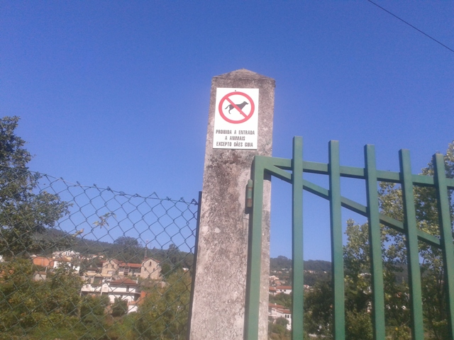Proibido a Animais