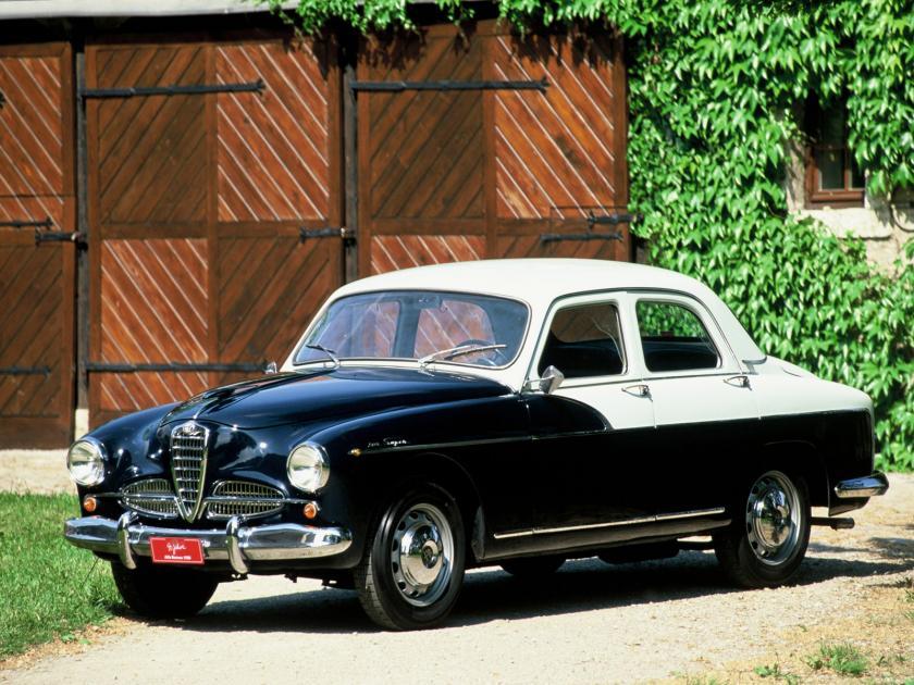1951 Alfa Romeo 1900 Car News And Show