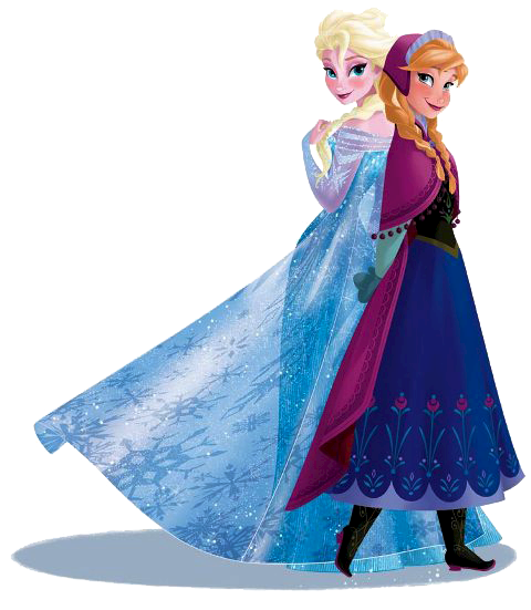 Frozen Ana And Elsa Clip Art Is It For PARTIES FREE CUTE Has QUALITY Its