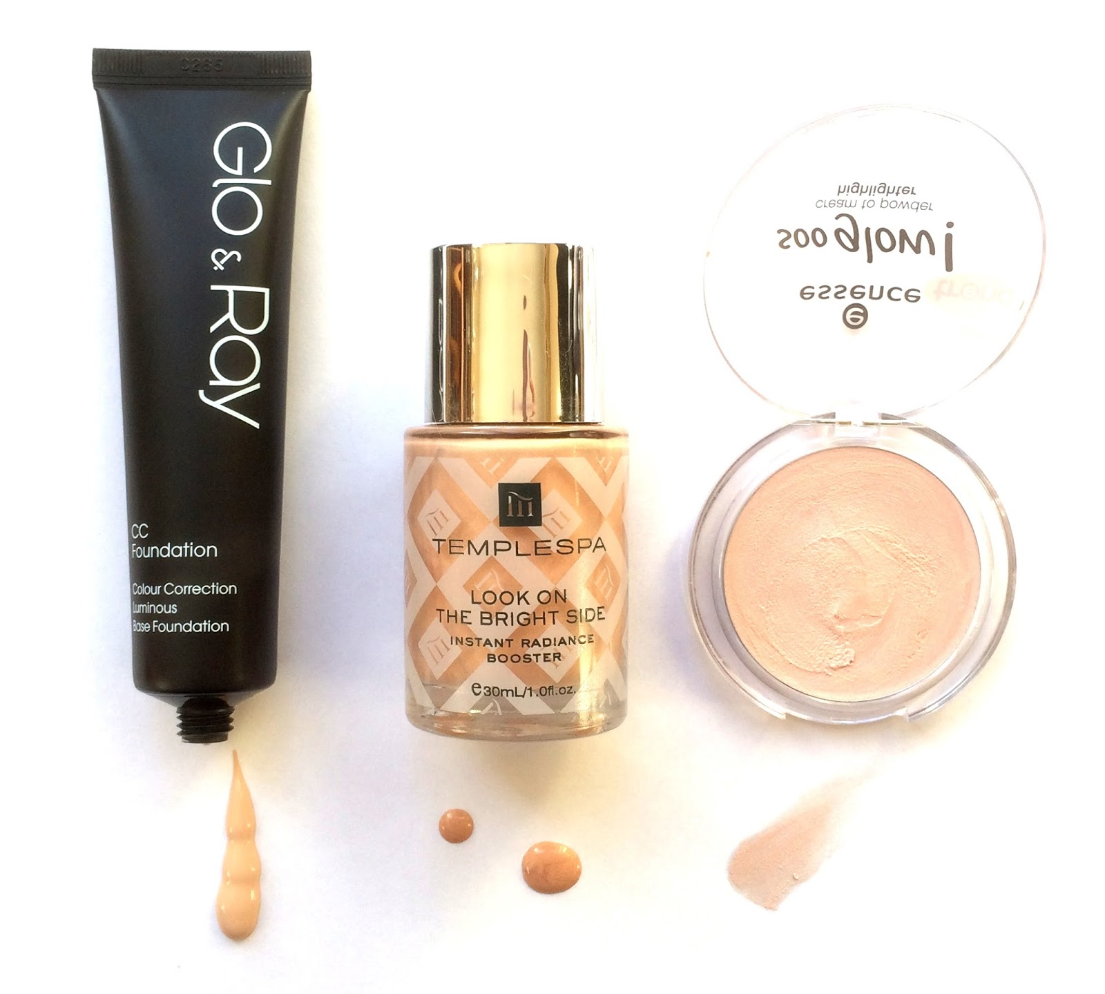 makeup products for glowing skin