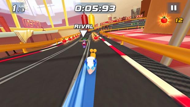 balap siput Turbo Racing League