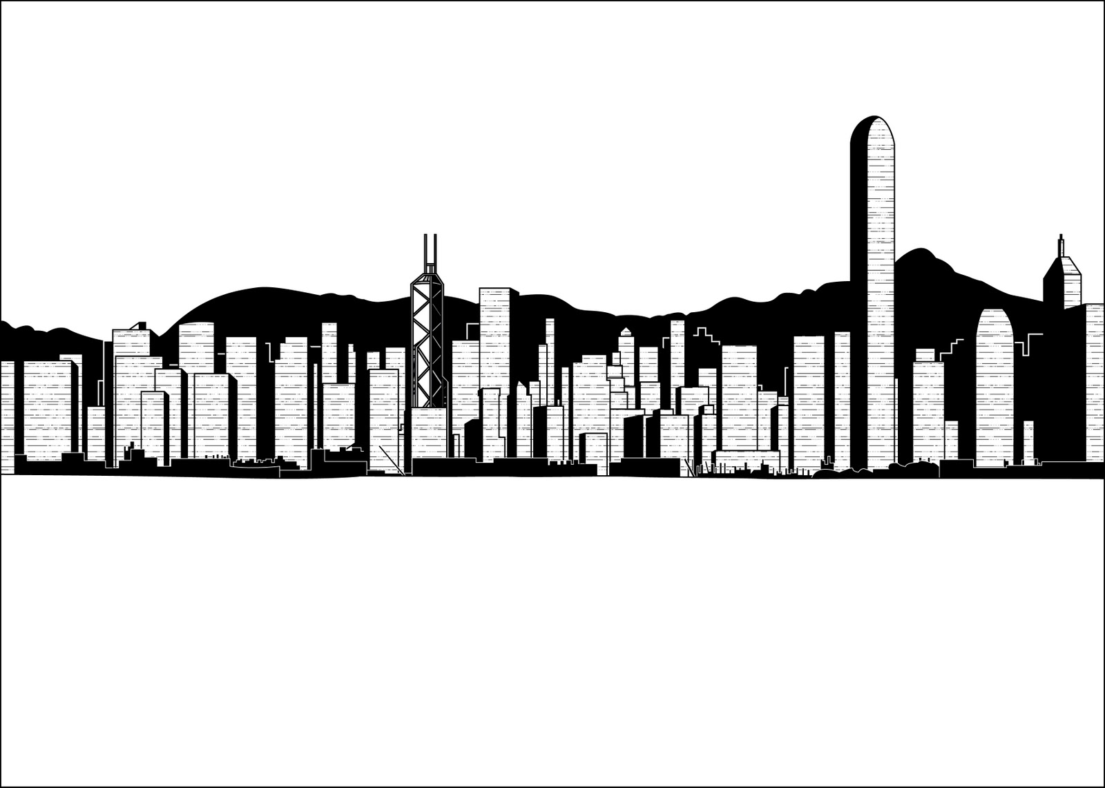 Poster design hong kong - Below Are The Development Stages That Have Led To My Final Poster Design Leading Up To The Final Poster Itself All Created In Adobe Illustrator