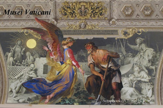 Musei Vaticani Vatican City