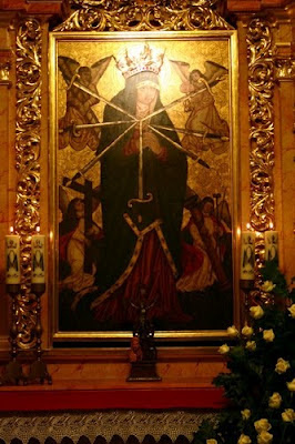 Cudowny obraz Matki Bożej Staniąteckiej