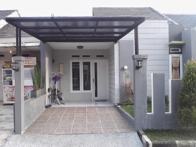 Kanopy minimalis modern 1