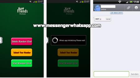 Encuentra amigos nuevos con New Friends for Whatsapp