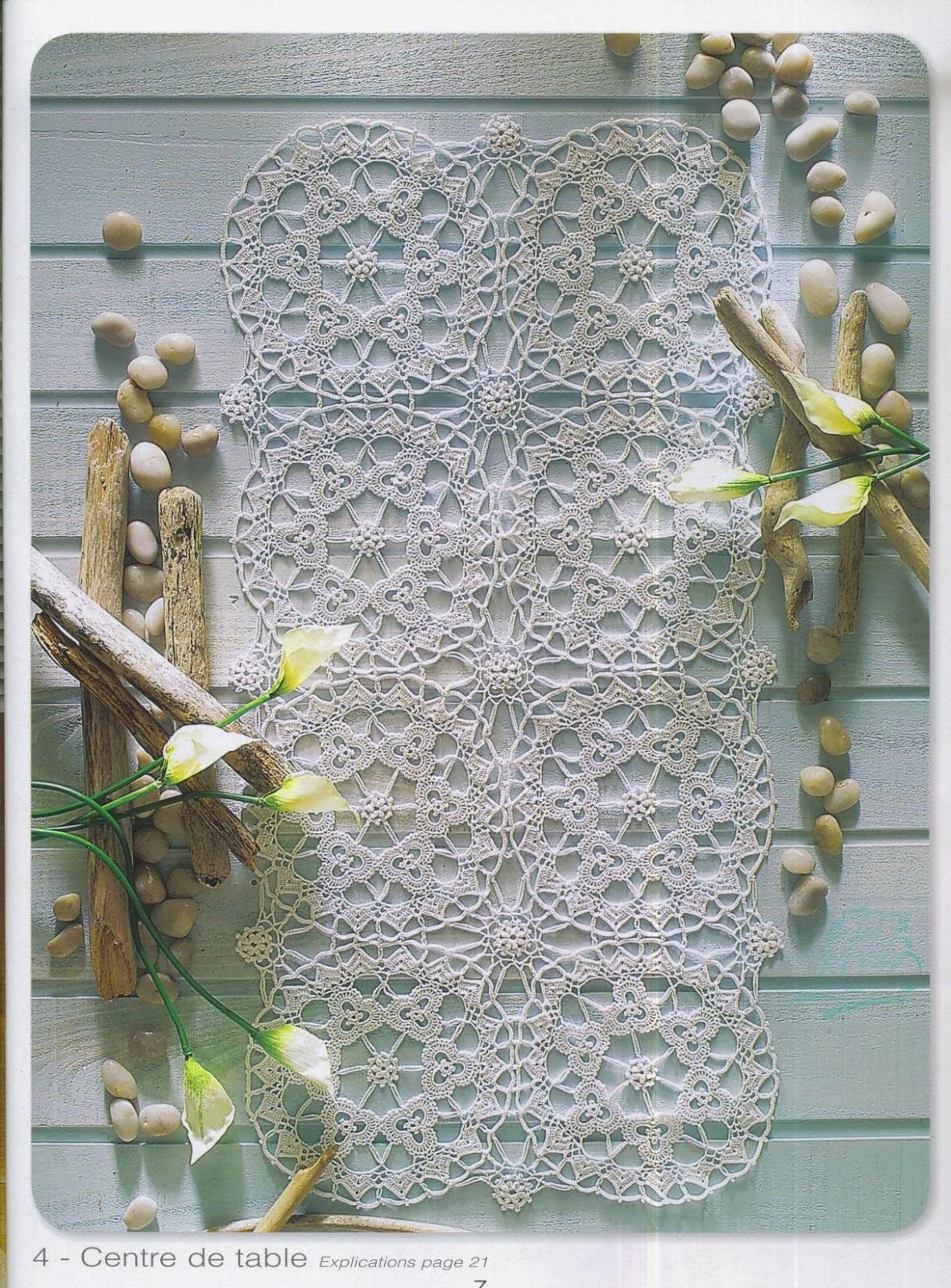 schemi alluncinetto crochet patterns free tendine centri e bordi dal web