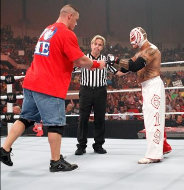 WWE-Universe: WWE RAW JULY 25 PHOTOS: JOHN CENA VS REY ...