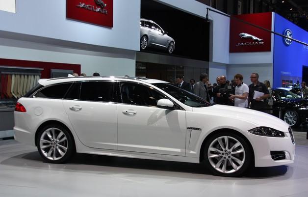 all about cars jaguar xf shooting brake. Black Bedroom Furniture Sets. Home Design Ideas