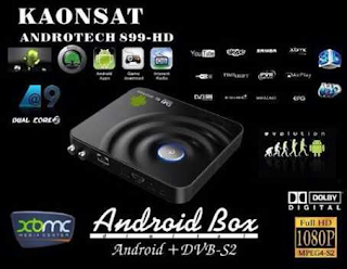 Receiver Kaonsat Androtech 899 HD
