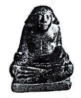 أقدم تمثال للكاتب الجالس في مصر القديمة