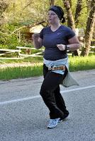 me running Ogden Half