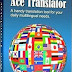 Ace Translator 11.0.0.888 Full + Patch Size 2.43 MB