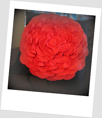 Flower Pillow D.I.Y