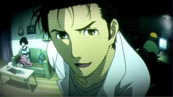 Rintarou Okabe steins gate - karakter laki laki ganteng lucu dan jenius