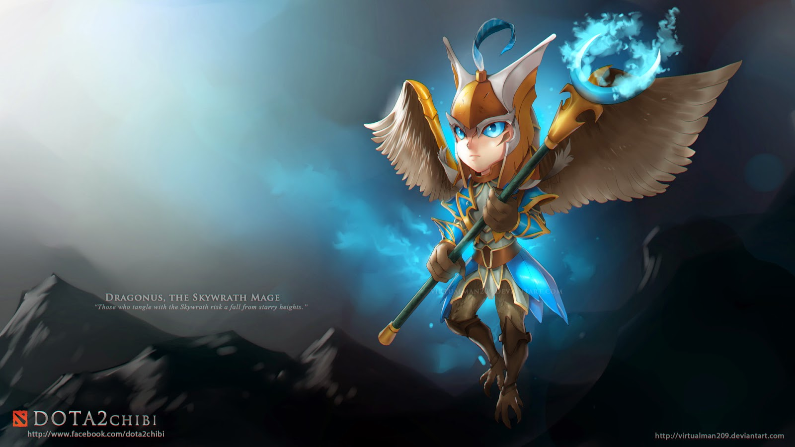 dota 2 chibi wallpaper full hd for desktop