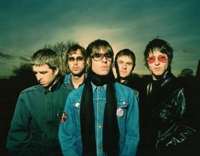 Daftar 10 Lagu Terbaik Band Oasis