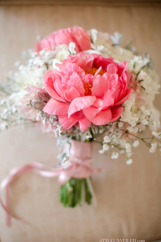 Wedding Bouquets With Pictures : Stunning wedding bouquets part belle the magazine