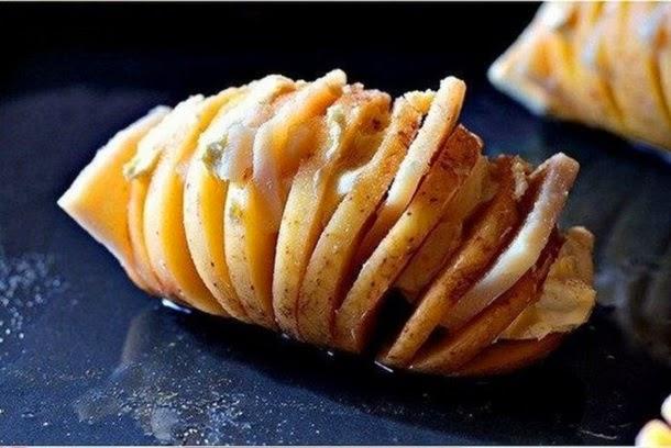 bakar kentang lazat