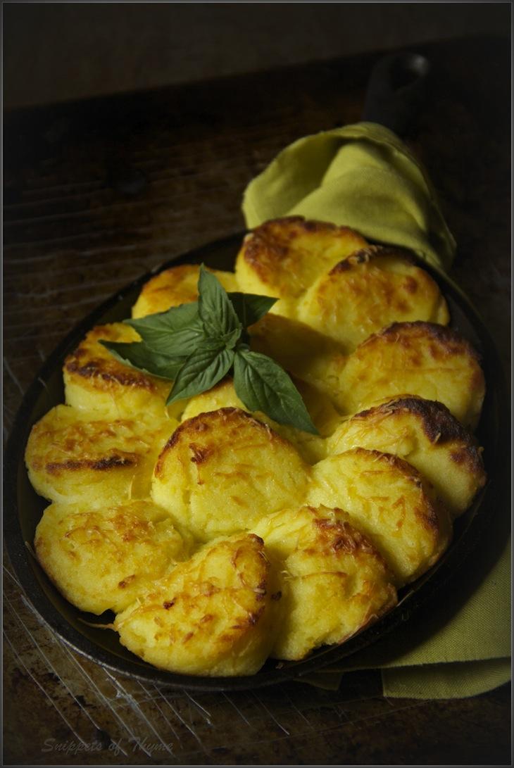 Thyme: Gnocchi alla Romana...a delicious holiday side dish