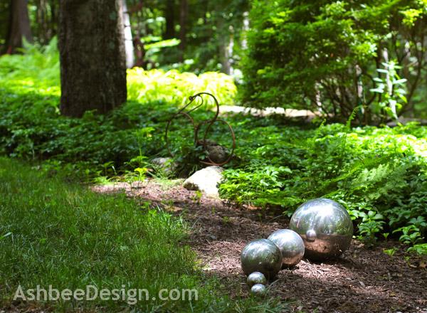 Ashbee Design: Garden Sculpture Shuffle