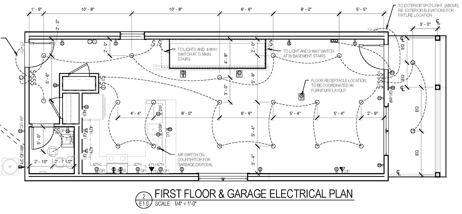 electrical drawing learning  u2013 the wiring diagram