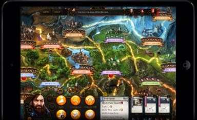 The Witcher the Adventure board game iOS