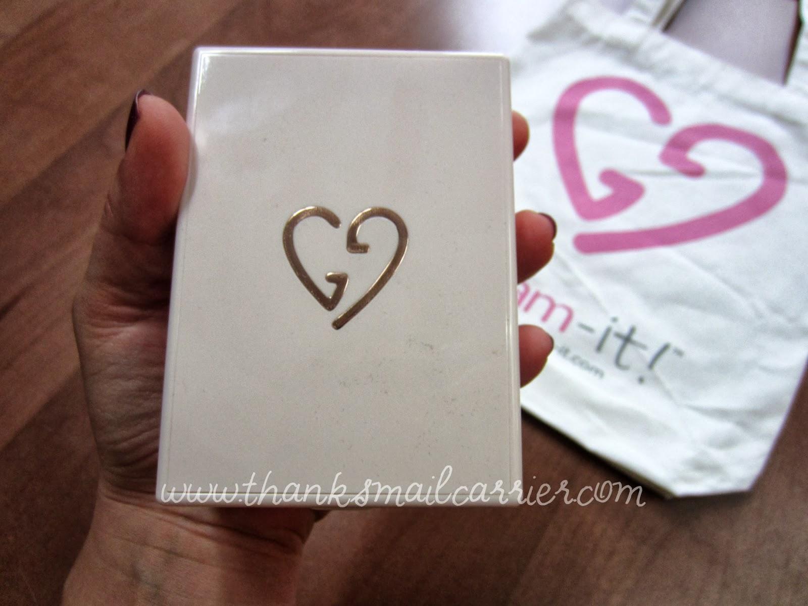 GlamPact makeup compact