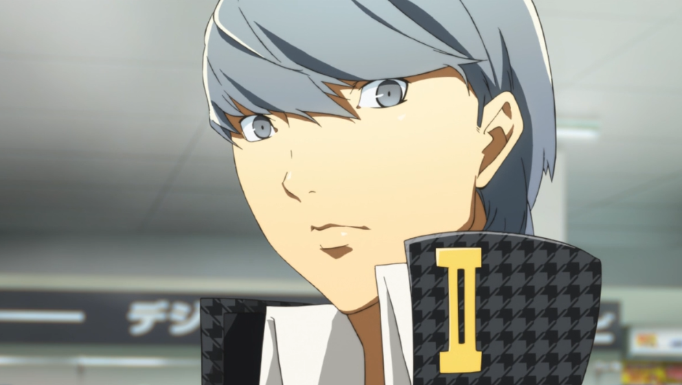 Persona 4 The Golden Animation Episode 2 Subtitle Indonesia