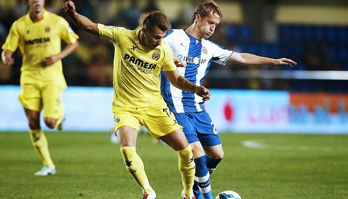 Villarreal vs Espanyol en vivo