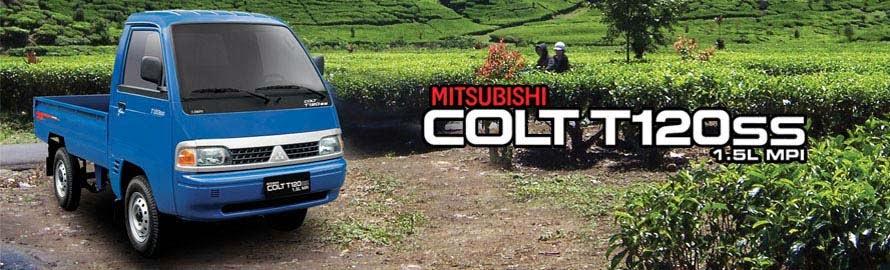 Mitsubishi Colt T120SS Jambi