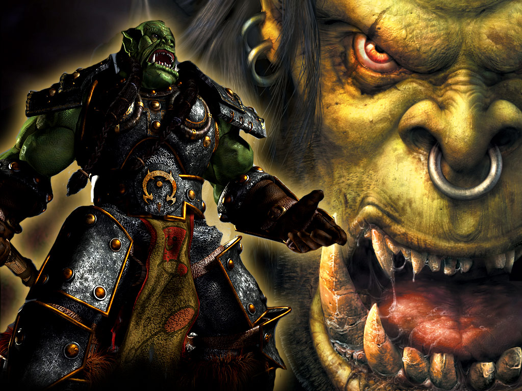 world of warcraft online game wallpapers - Blizzard Entertainment:World of Warcraft The Burning