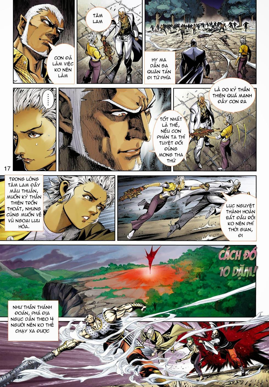 Thần Binh 4 chap 25 - Trang 19