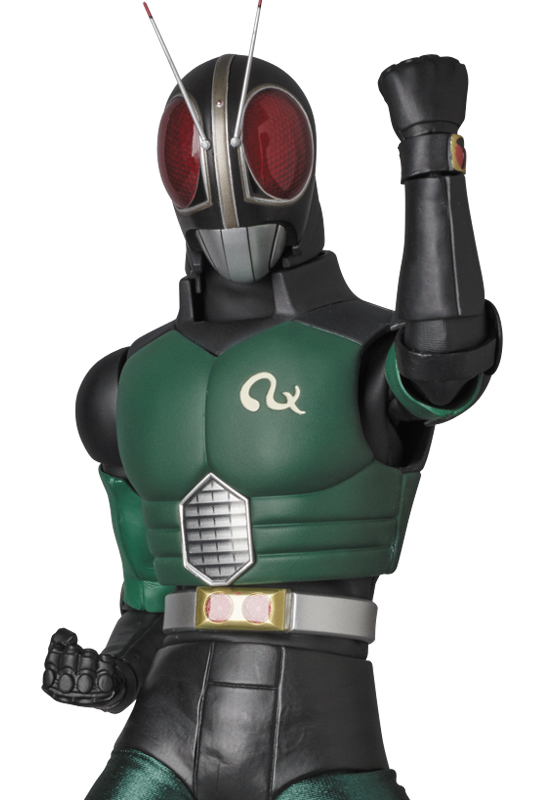RAH DX Kamen Rider BLACK RX Version 1.5