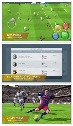 FIFA 16 Ultimate Team v2.0.104816 Apk + Data Android