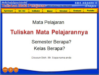 download contoh presentasi power point 2010