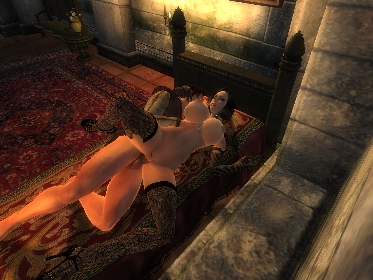 Oblivion how to install sex mods pity