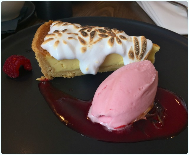 Provenance, Westhoughton - Lemon Meringue Pie